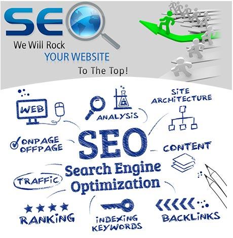 سئو سایت و بهینه سازی وب سایت