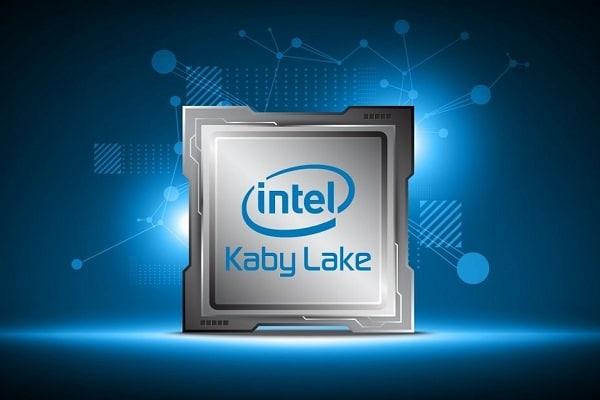تراشه های Kaby Lake