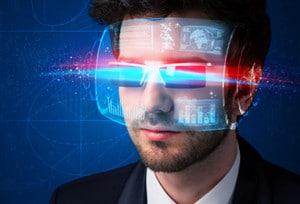 اینتل از عینک واقعیت افزوده خود رونمایی می کند