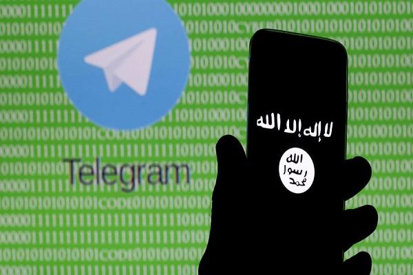 استفاده داعشی ها از تلگرام