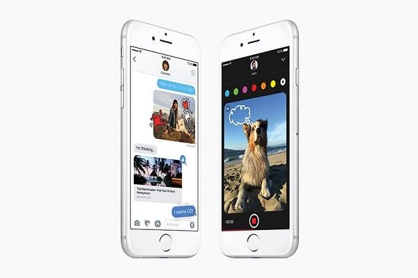 نصب iOS 10