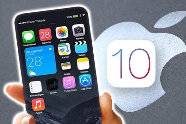 ویژگی های iOS 10, iOS 10, سیستمعامل iOS 10