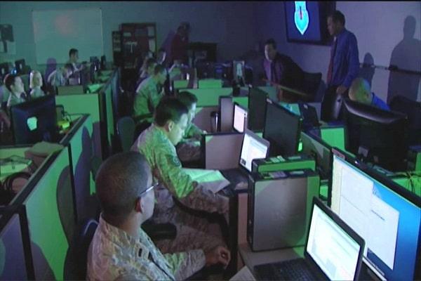 حملهی سایبری,حمله ی سایبری,حمله سایبری,حملات سایبری,سایبری,هک,ارتش سایبری آمریکا