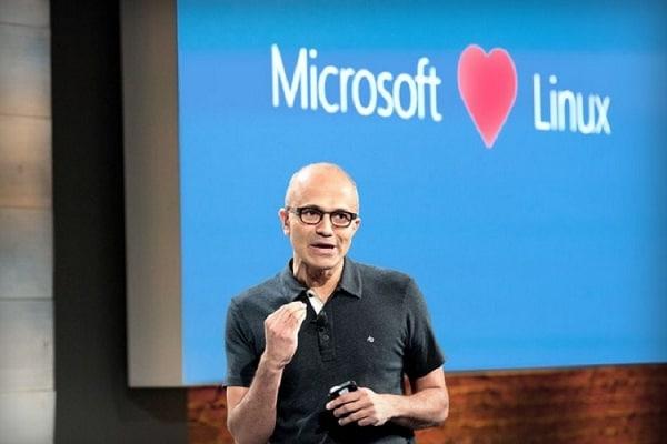 بنیاد لینوکس,لینوکس,مایکروسافت در بنیاد لینوکس,مایکروسافت و بنیاد لینوکس,مایکروسافت و لینوکس