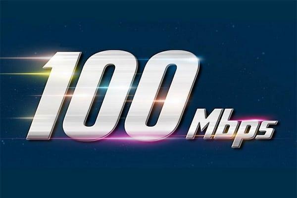 اینترنت ۱۰۰ مگابیت بر ثانیهای,اینترنت ۱۰۰ مگابیت,اینترنت ۱۰۰ مگ,اینترنت پرسرعت