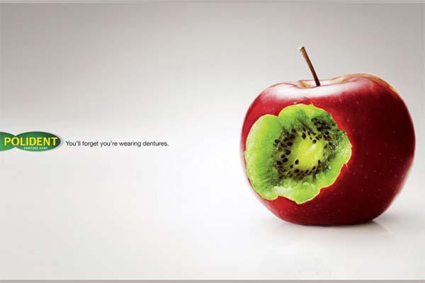 طراحی خلاقانه در تبلیغات