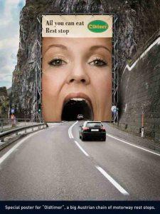 نقش ایده های خلاقانه در تبلیغات