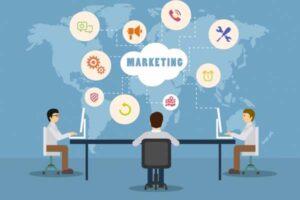 محیط بازاریابی