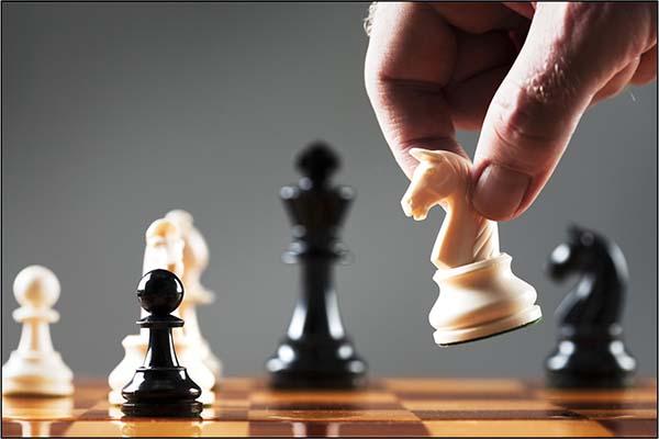 استراتژی های رقابتی