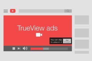 تبلیغات در یوتیوب | TrueView-ads